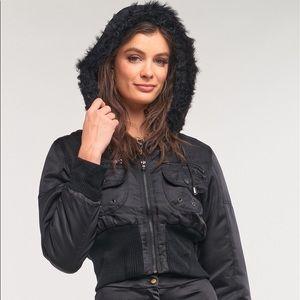 Jackets & Blazers - 🌵Faux Fur Bomber Jacket🌵